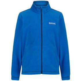 Regatta King Fleece II Jas Kinderen, oxford blue/navy